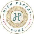 High Desert Pure cannabis brand at event MJ Unpacked