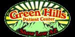 Green Hills cannabis retailer at cannabis event MJ Unpacked