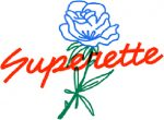 Superette cannabis retailer at cannabis event