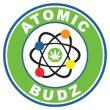 Atomic Budz cannabis retailer at cannabis event MJ Unpacked